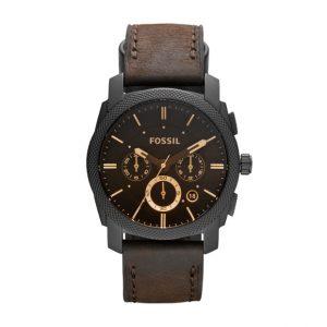 montre fossil chronographe Fs4656