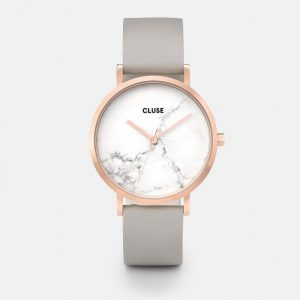 montre cluse la roche rose gold cl40005