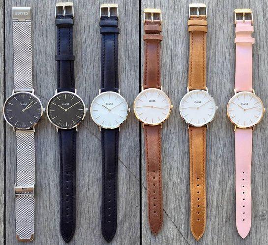 top 5 des meilleures montres cluse pas cher montre ta montre. Black Bedroom Furniture Sets. Home Design Ideas