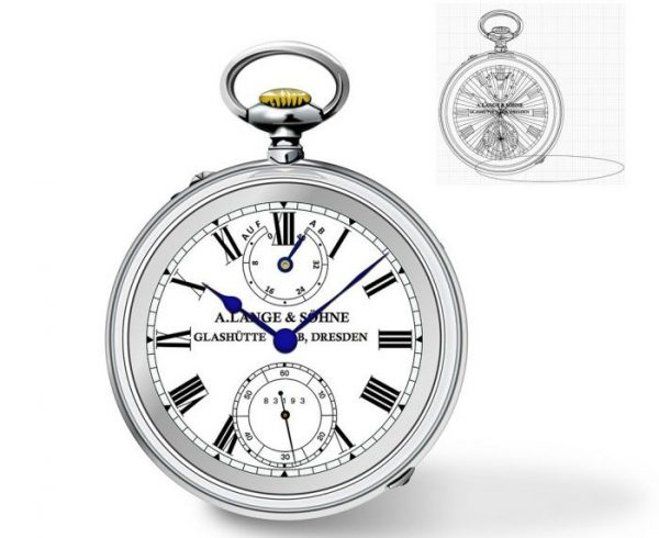 les meilleures montres à gousset