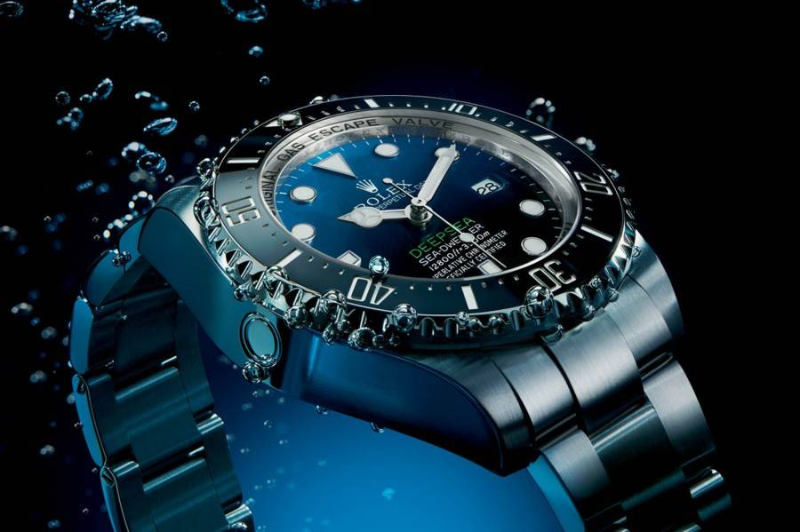 montre plongee immersion eau
