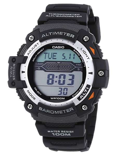 Montre Homme Casio-Collection SGW 300H 1AVER
