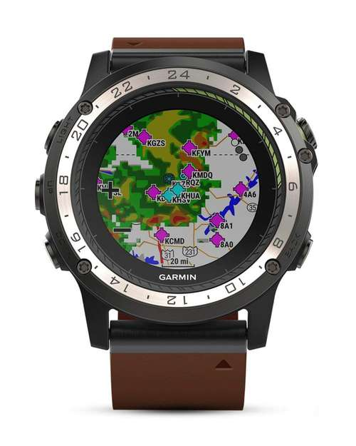 Montre GPS aviation Garmin D2