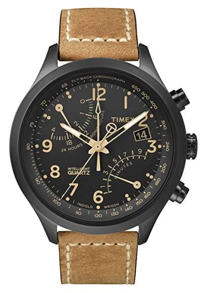 Timex Intelligent Quartz Fly-back chronographe montre