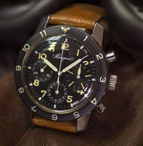 première montre pilote Breguet Type 20